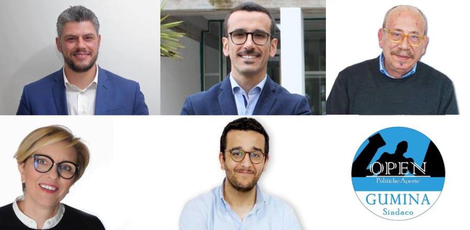 Amministrative Caltanissetta, Rocco Gumina presenta la sua squadra. Giancarlo Ciulla vice sindaco