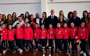 Le bimbe gelesi dalle calze rosse ottengono le finali nazionali e volano da Caltanissetta a Rimini