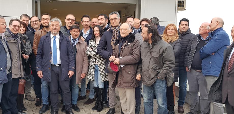 "Caltanissetta, tutti i candidati sindaco si impegnano: ""Via Giueppe Alessi tornerà a chiamarsi via Due Fontane"""