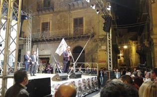 Di Maio a Caltanissetta: