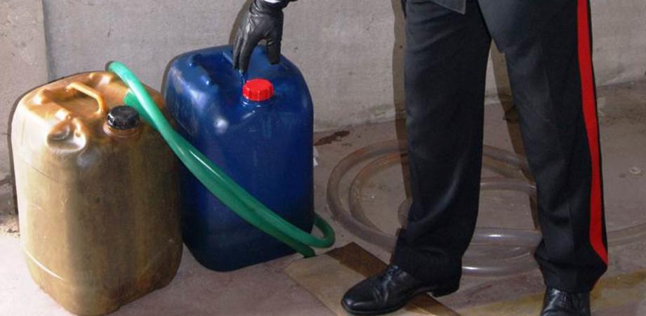 Gela, ladri rubano gasolio dalle autobotti di proprietà del Comune