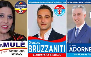 Amministrative Caltanissetta, Consiglio Comunale: Gianluca Bruzzaniti e Giovanna Mulè fanno il pieno di voti