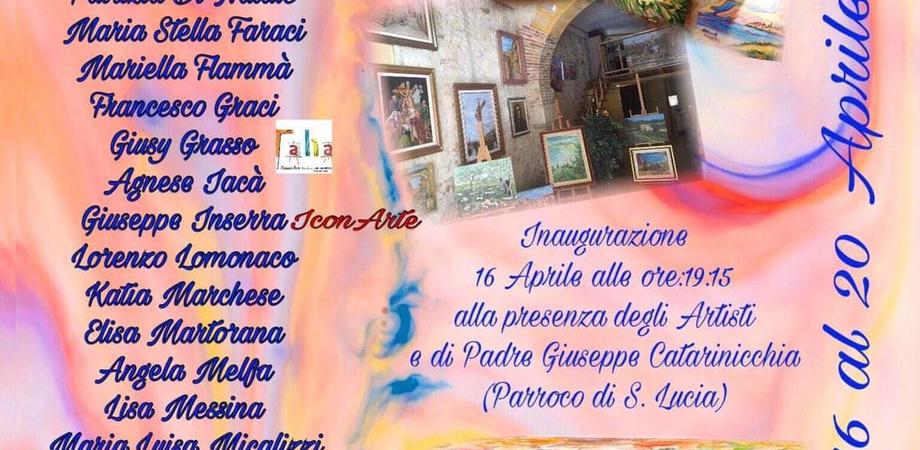 Settimana Santa a Caltanissetta, l'artista sancataldese Lisa Messina organizza una mostra nel cuore della città