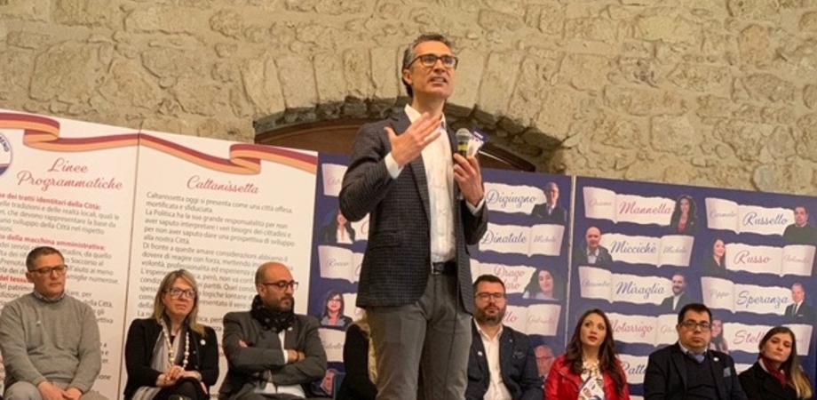 """Emergenza economica e sanitaria, Orgoglio Nisseno al sindaco: """"Mettiamo da parte la critica, pronti a collaborare"""""""