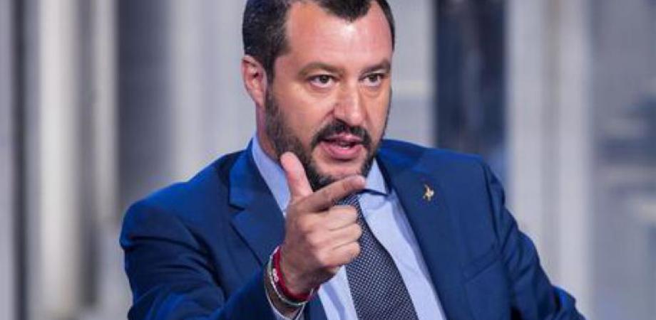 Giovedì 25 aprile Matteo Salvini a Caltanissetta per sostenere la candidatura di Oscar Aiello