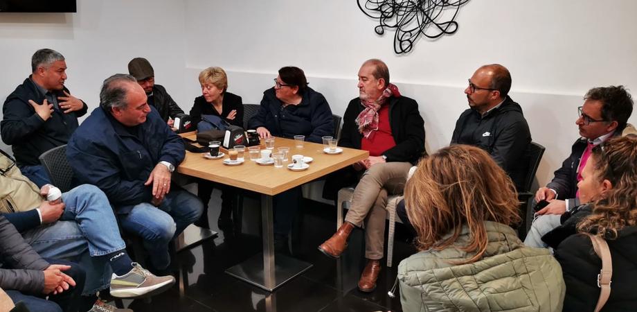"""Caltanissetta, Faraone visita il centro di Pian del Lago: """"Chiederemo a Salvini di non depotenziarlo"""
