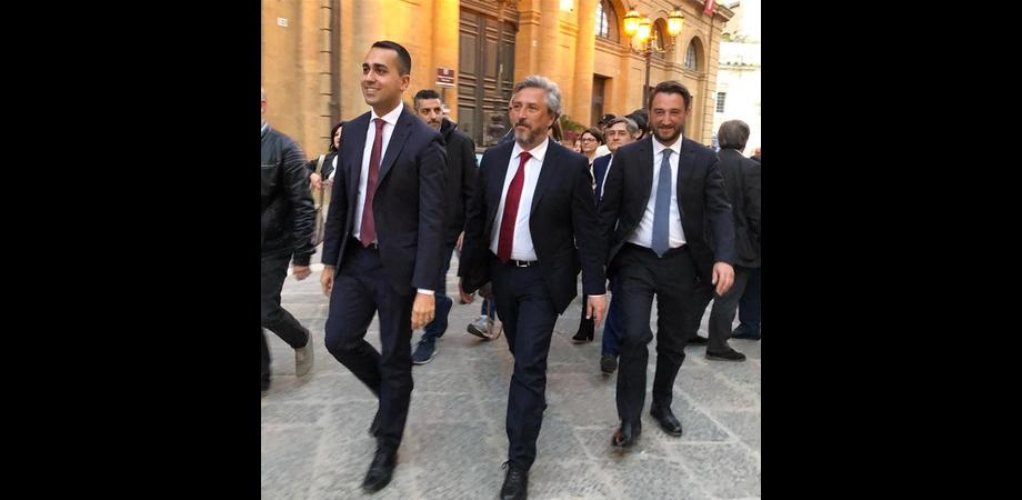 """Cancelleri dopo la vittoria a Caltanissetta del M5S: """"Non abbiamo la bacchetta magica ma non vi tradiremo"""""""