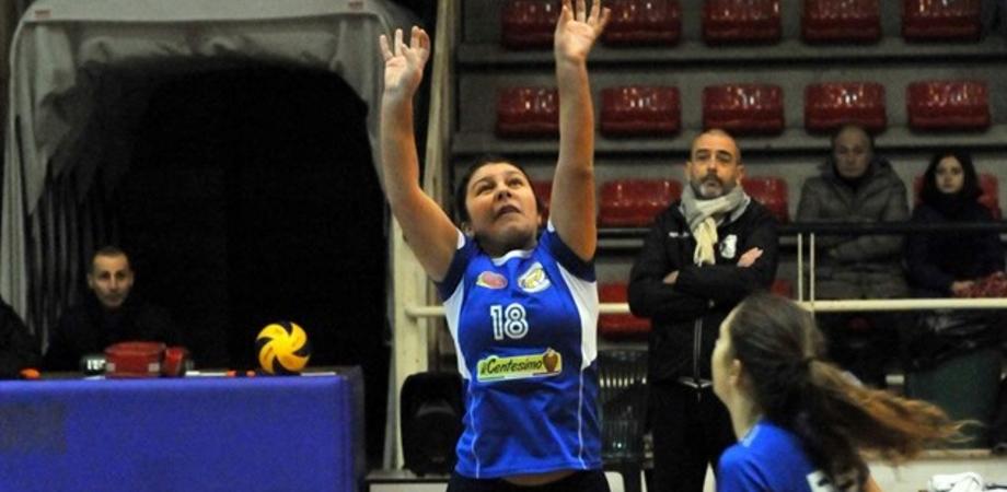 Volley, la nissena Alessia Anzalone conquista il titolo regionale under 14
