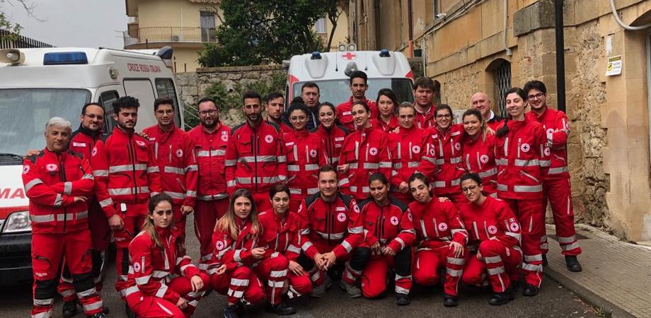 Soccorso in ambulanza: abilitati a Caltanissetta altri 25 volontari della Croce Rossa