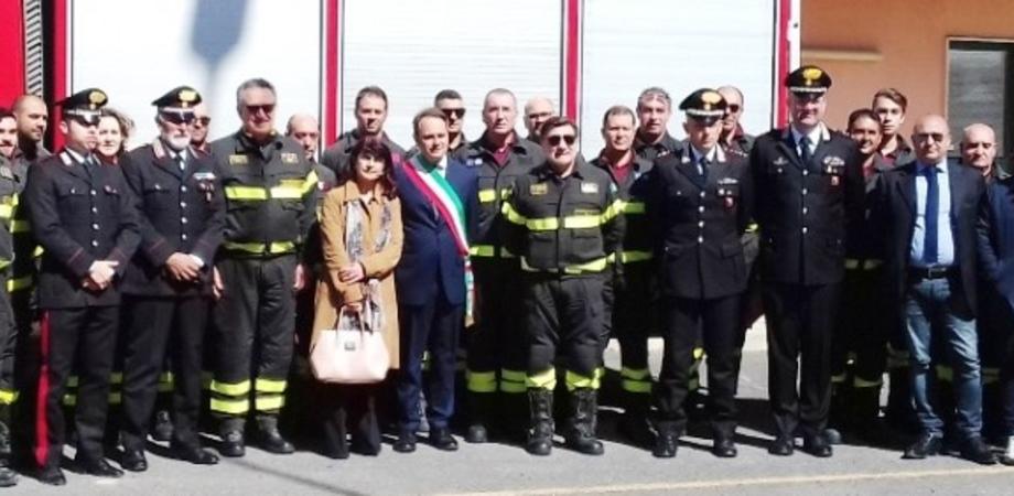 Niscemi, riapre il distaccamento dei vigili del fuoco: saranno presenti 35 unità