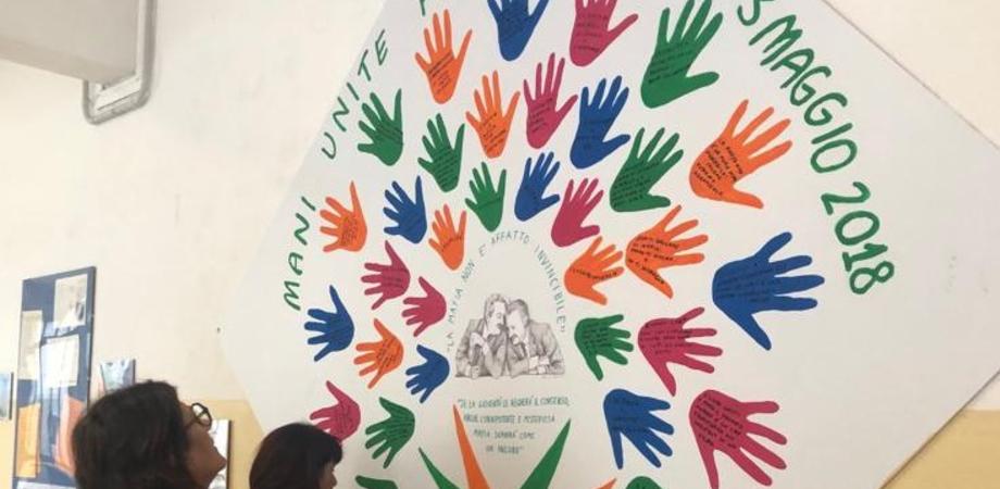 """""""Mani unite per la legalità"""", al Volta di Caltanissetta un incontro con Tina Montinaro per commemorare la strage di Capaci"""