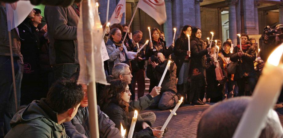 Artists for human rights, a Caltanissetta una serata all'insegna dell'arte per accendere una luce sui diritti umani