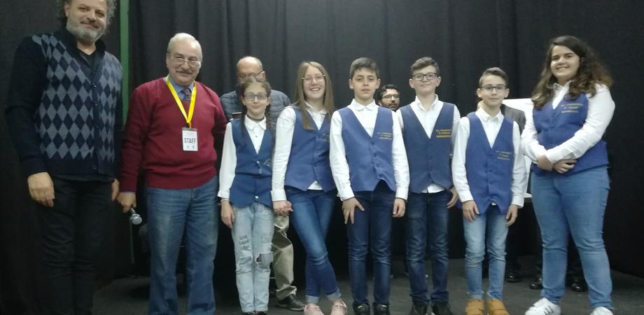 """Gli studenti del corso musicale dell'istituto Puglisi di Serradifalco trionfano al """"Premio città di Calascibetta"""""""