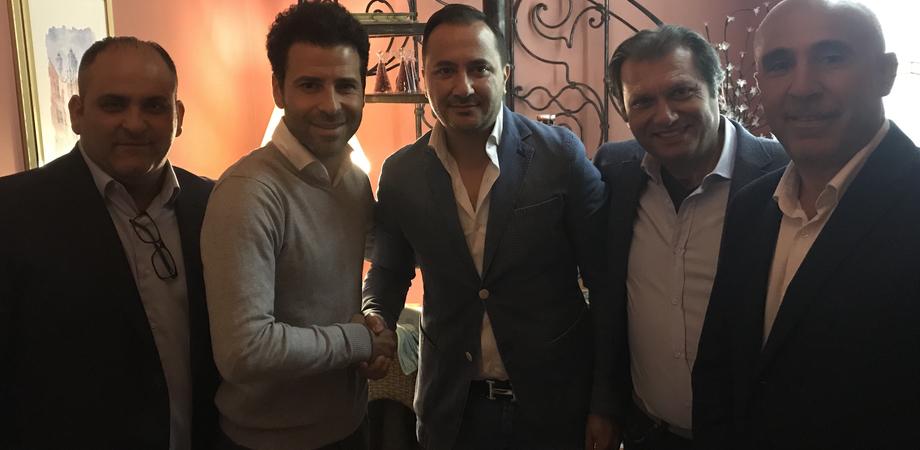 La Pro Nissa presenta ufficialmente il suo nuovo allenatore, si tratta del tecnico palermitano Sandro Tarantino