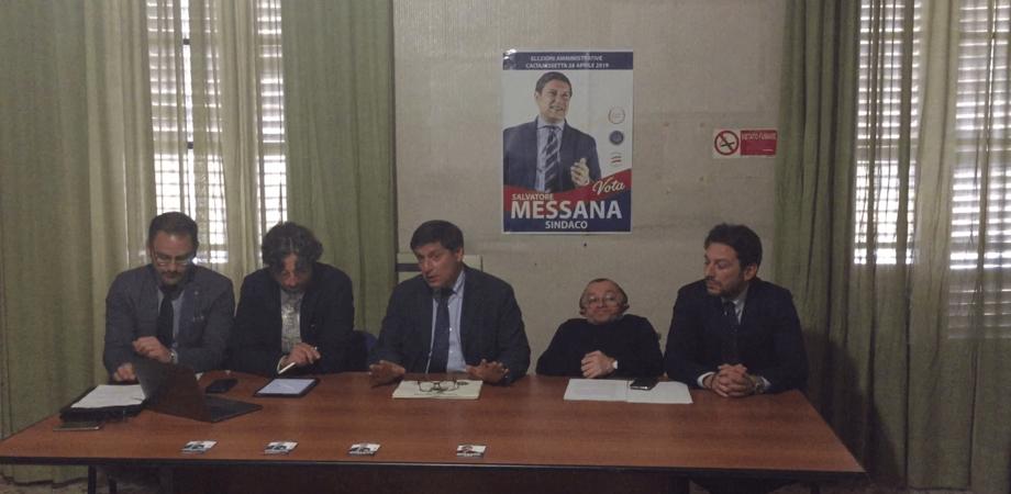 """Caltanissetta Rip@rte e Salvatore Messana al sindaco di Caltanissetta: """"Riflettori puntati sulle fasce più deboli"""""""