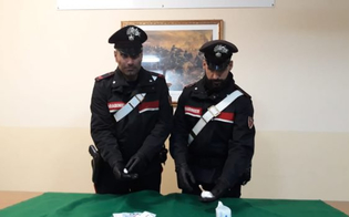 In auto con 20 grammi di cocaina, arrestati a Gela due presunti pusher