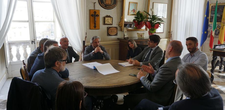 """Ss640, il sindaco di Caltanissetta incontra l'Anas: """"Entro la fine di giugno saranno aperti altri cinque chilometri"""""""