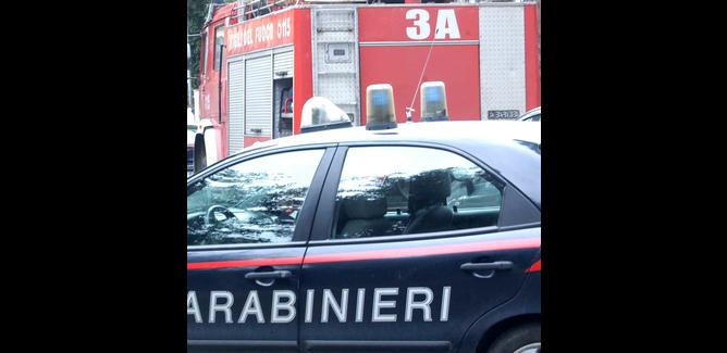 Incendio in un istituto superiore di Mazzarino: evacuati circa 600 alunni