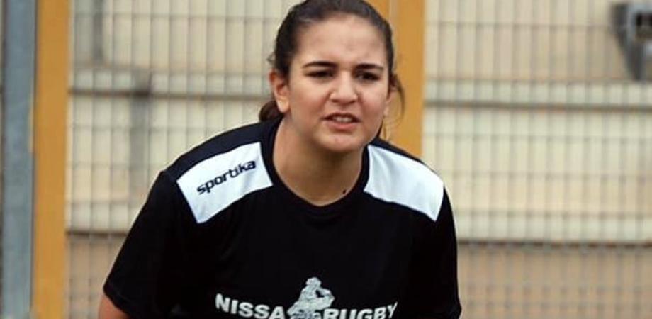 """Rugby, la nissena Ilaria Cirneco a Calvisano per la finale nazionale Under 16L: """"Contenta ma è una grande responsabilità"""""""