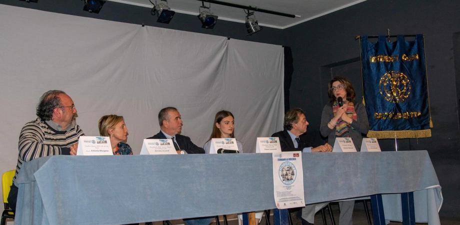 """""""Fermiamo la violenza"""", si conclude a Caltanissetta il progetto del club Interact"""