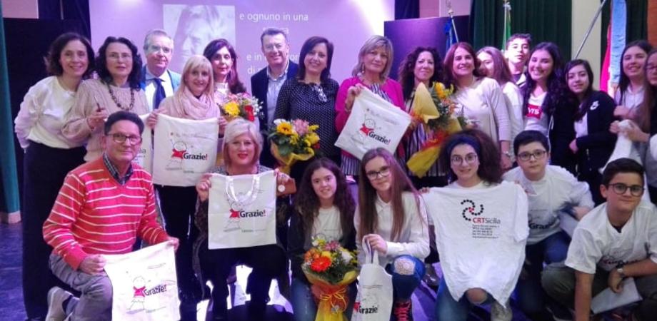 """Alla scuola """"Verga"""" di Caltanissetta si conclude un progetto sulla donazione degli organi"""