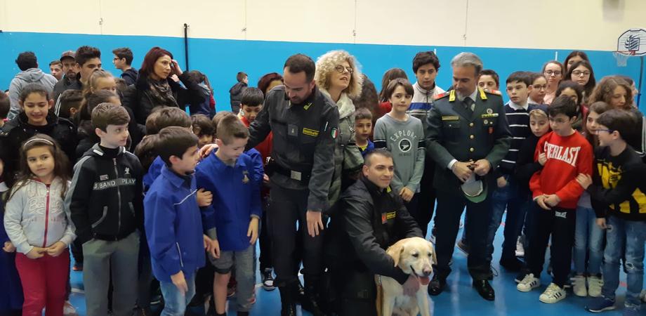 """A scuola con la Guardia di Finanza: a Caltanissetta si conclude la settima edizione del progetto """"Educazione alla legalità economica"""""""