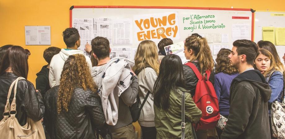"""""""Un approccio globale al disagio"""", progetto di Alternanza scuola - lavoro rivolto agli studenti del Manzoni di Caltanissetta"""