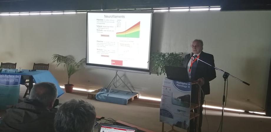 """Sclerosi Multipla, il professore Comi da Pantelleria: """"Trenta milioni di euro per lo studio delle fasi più avanzate"""""""