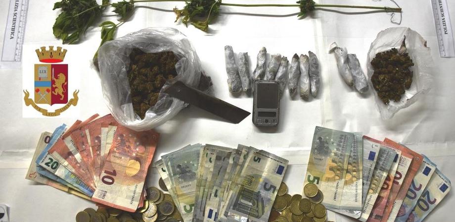 Deteneva in casa 80 grammi di marijuana, arrestato a Niscemi un 22enne