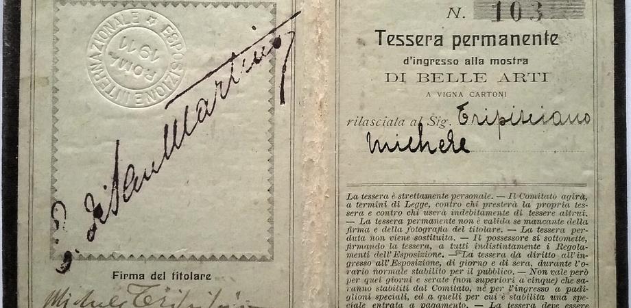 La biblioteca Scarabelli acquisisce il fondo librario Letizia Colajanni e i documenti autografi dello scultore Tripisciano