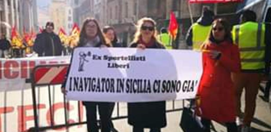 """Ex sportellisti, i sindacati: """"La Regione rispetti gli impegni assunti e convochi un tavolo"""""""