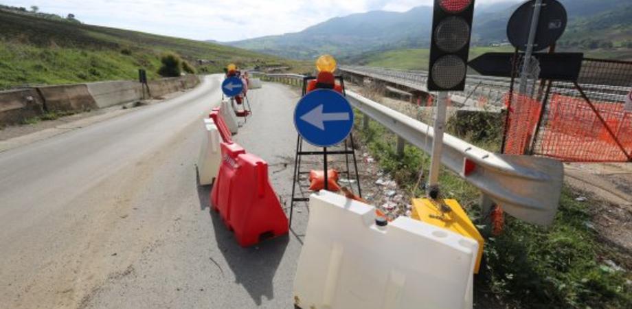 Strade provinciali al collasso, l'ex Provincia interviene per ripristinare la Serradifalco - Miniera Bosco