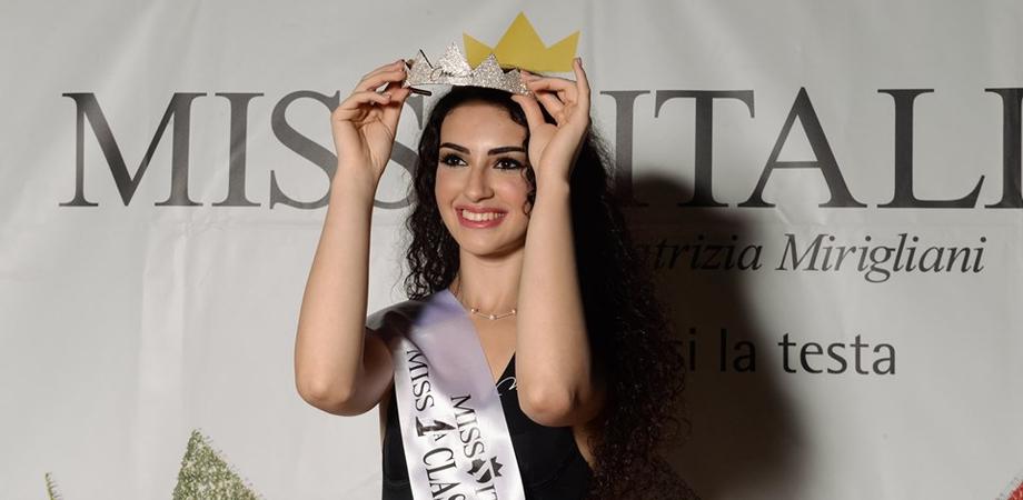 Sesta edizione regionale di Miss Italia, la più bella è la gelese Clara Giudice