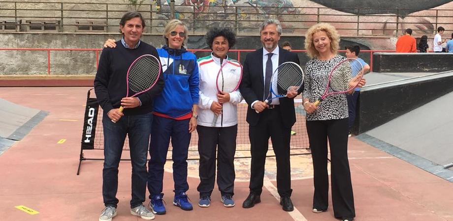Giornata dello Sport, presenti tanti bambini alle iniziative organizzate a Caltanissetta