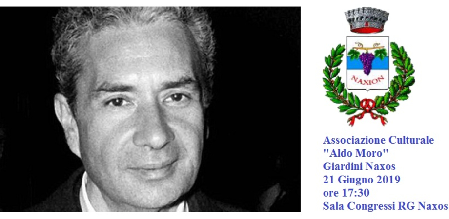 """Associazione culturale """"Aldo Moro"""", convegno in occasione del quarantennale"""