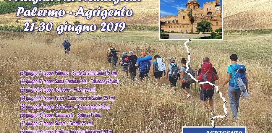 Alzheimer e Parkinson: malati e familiari in cammino sulla Magna via Francigena della Sicilia