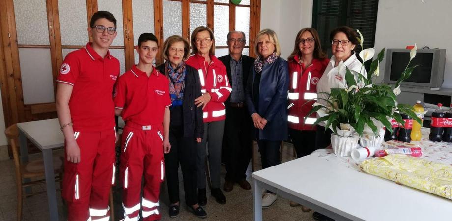 Il doposcuola della Croce Rossa di Caltanissetta va in vacanza con i suoi alunni. Si riprende a settembre