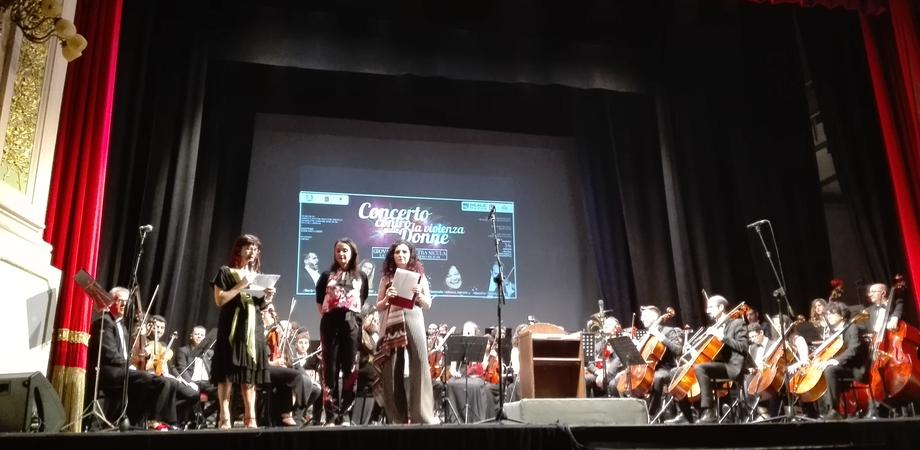 Concerto a Caltanissetta per contrastare la violenza sulle donne, sul palco la Giovane Orchestra Sicula