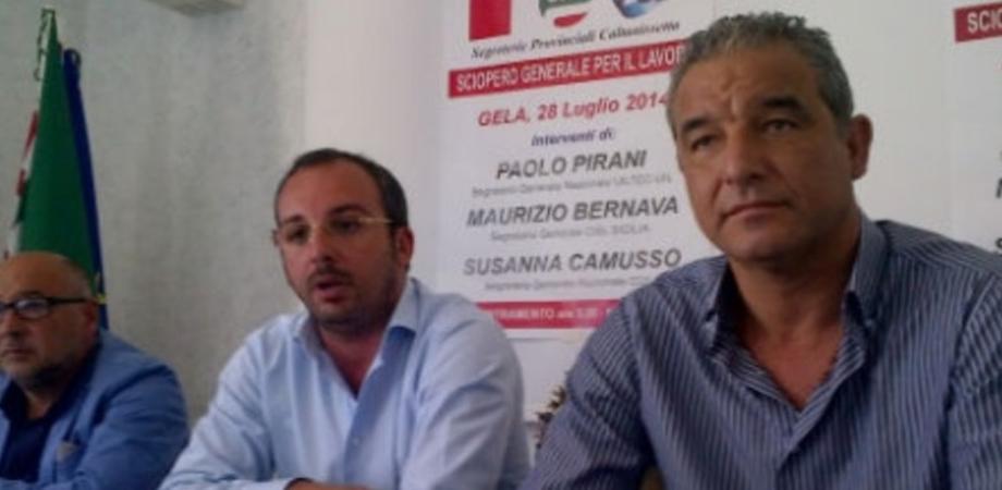 """""""Ripartire dal Sud per unire il Paese"""", da Caltanissetta a Reggio Calabria: i sindacati si preparano alla manifestazione"""