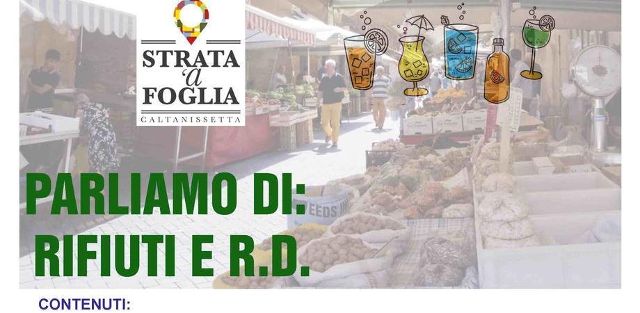 Presentate alla Strata 'a Foglia di Caltanissetta le iniziative di Legambiente: ecco il calendario
