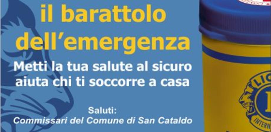 """Il Lions Club """"Caltanissetta dei Castelli"""" presenta il service """"Il barattolo dell'Emergenza"""" per soccorrere chi è in difficoltà"""