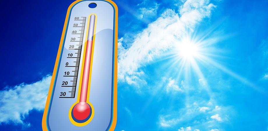 Temperature bollenti nel fine settimana, in arrivo l'anticiclone africano: previsti picchi fino a 40 gradi