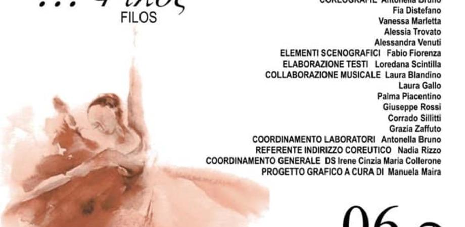 """Al teatro Margherita di Caltanissetta il V concerto di danza del liceo """"Ruggero Settimo"""""""