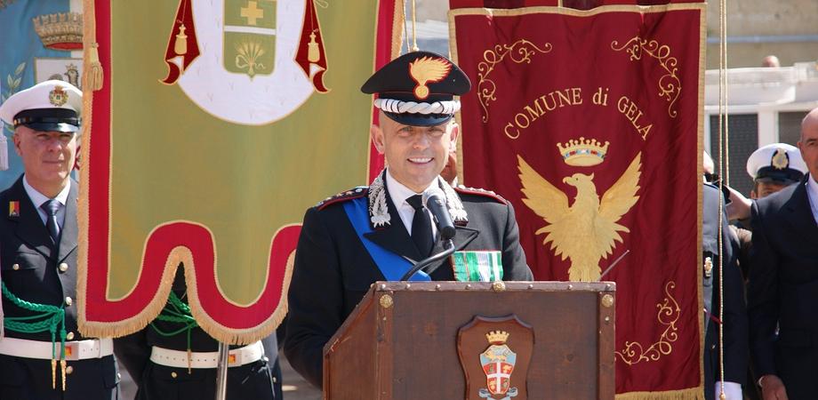 Caltanissetta, i carabinieri celebrano il 205° anniversario dalla fondazione: ecco i nomi dei premiati