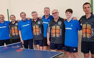 Tennistavolo, dopo oltre vent'anni una squadra nissena vince il campionato: trionfa l'Asd Caltanissetta