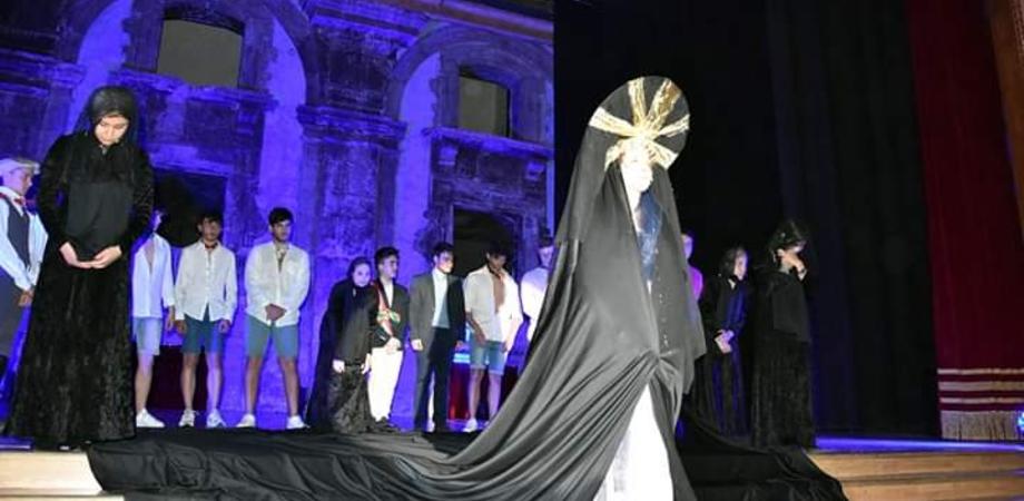 """Caltanissetta, applausi per """"Il ratto di Prosperina"""" portato in scena dagli studenti della """"Luigi Russo"""""""