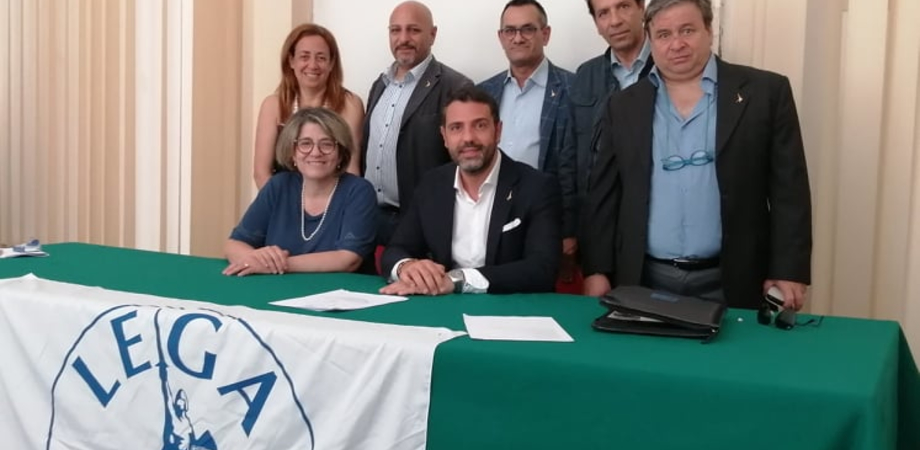 """Vola la Lega a Caltanissetta, Oscar Aiello: """"Orgoglioso dei nostri elettori. Adesso si continua a lavorare"""""""