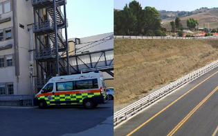 Cantieri bloccati sulla 640 e ospedale Sant'Elia al collasso, il Pd: