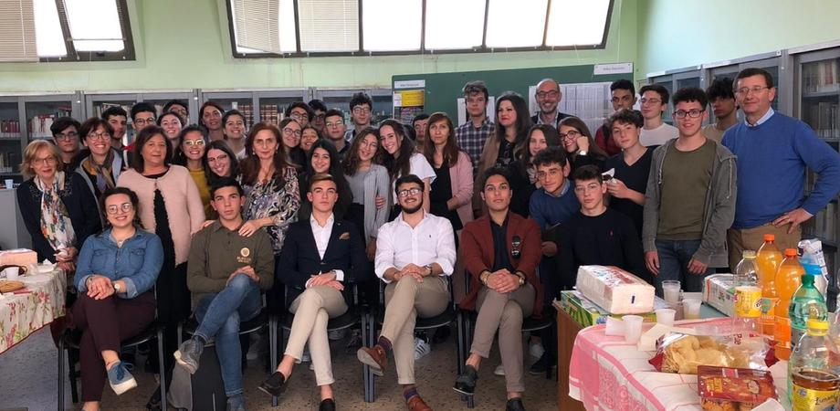 Al liceo Volta di Caltanissetta si conclude attività sull'educazione al patrimonio culturale, artistico e paesaggistico
