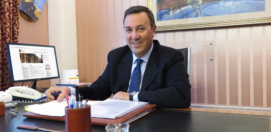Raimondo Liotta nominato segretario reggente del Comune di Caltanissetta